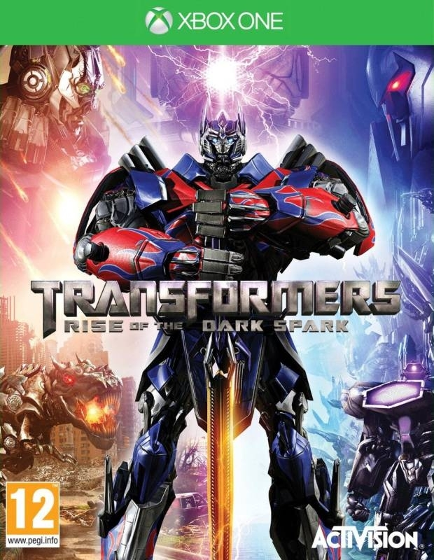 Transformers Rise of the Dark Spark (Xbox One)